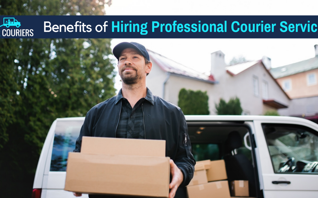 4 Reasons to Hire a Professional Courier Service for Your Business